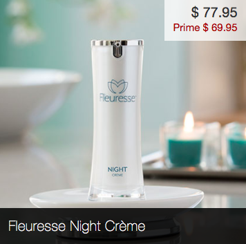 Order Fleuresse Night Creme