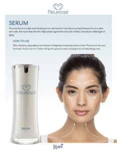 How to Use Kyani Fleuresse Serum